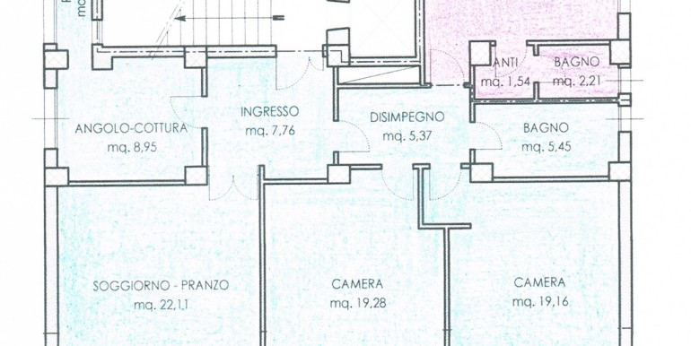 plan Bellettini Luigi